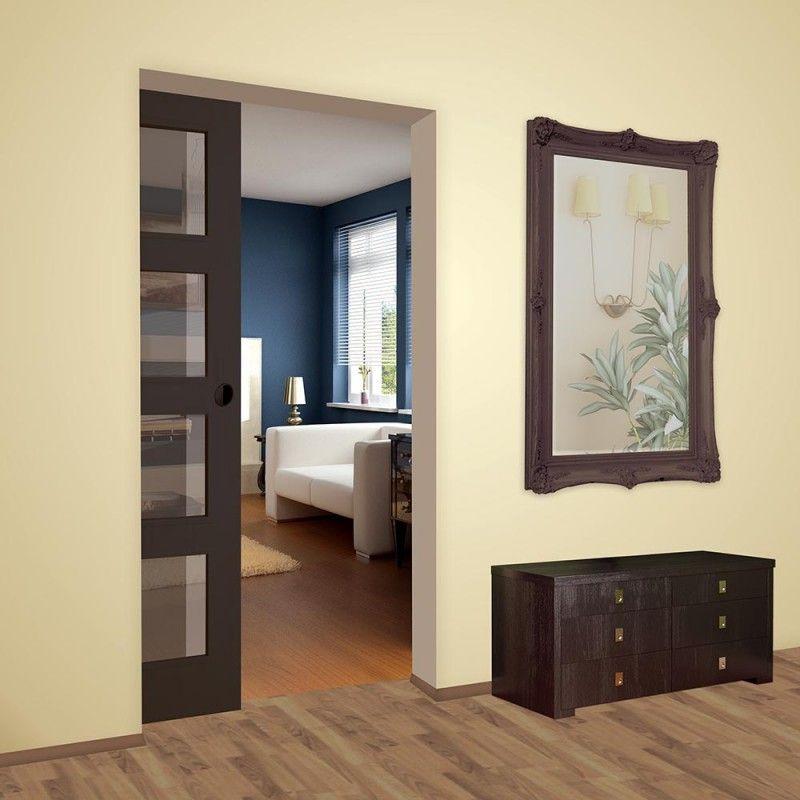 muschelgriff rund kunststoff 50 mm braun. Black Bedroom Furniture Sets. Home Design Ideas